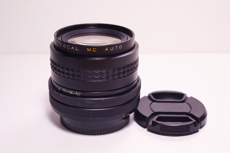 Focal MC 28/2.8 (Canon FD)