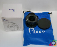 Pixco Fish-Eye 8/3.8 (m4/3)